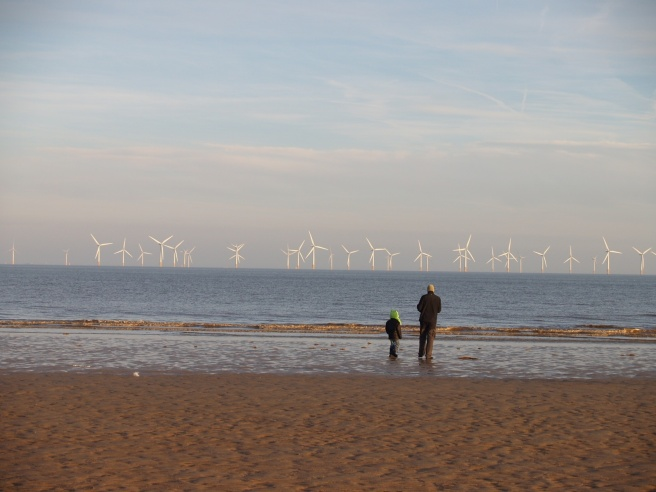 Skegness wind farm