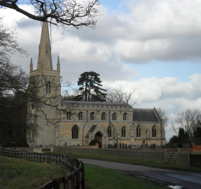 Aswarby church