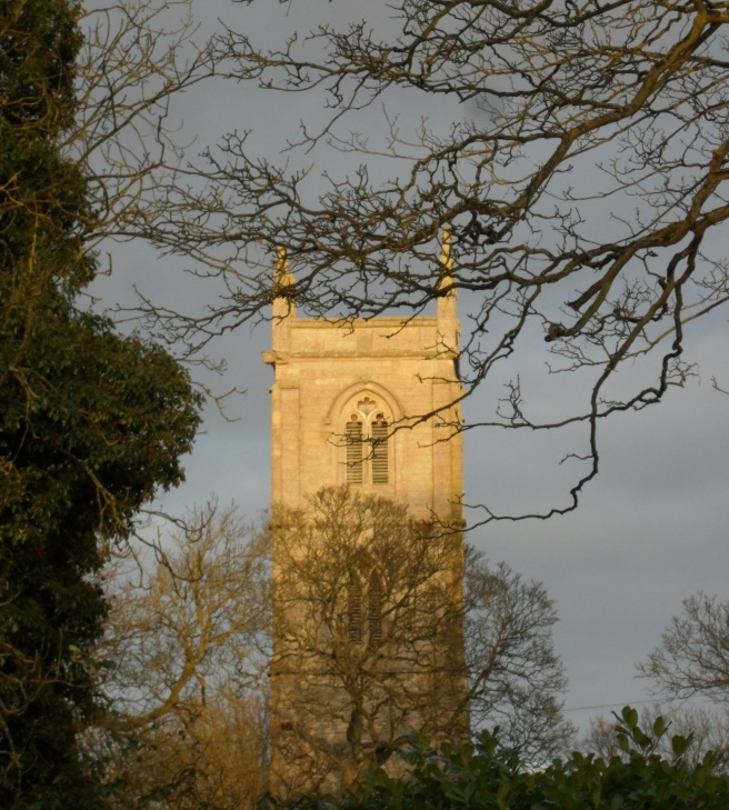 Newton church