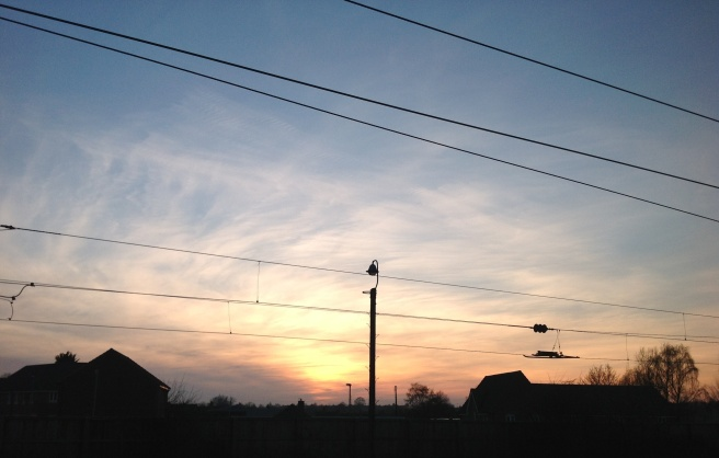 Grantham sunset