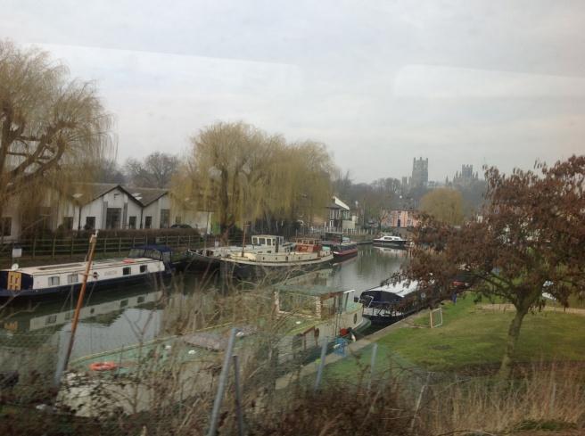 River at Ely