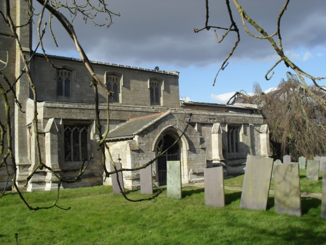 Walcot church