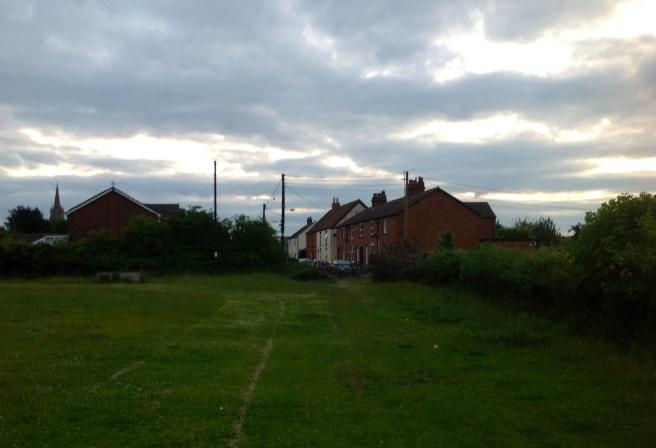 Field, Cameron Street