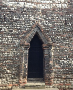Church door, Colchester