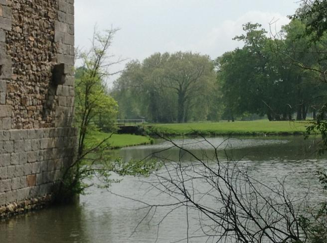River at Maintenon