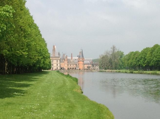 Chateau at Maintenon